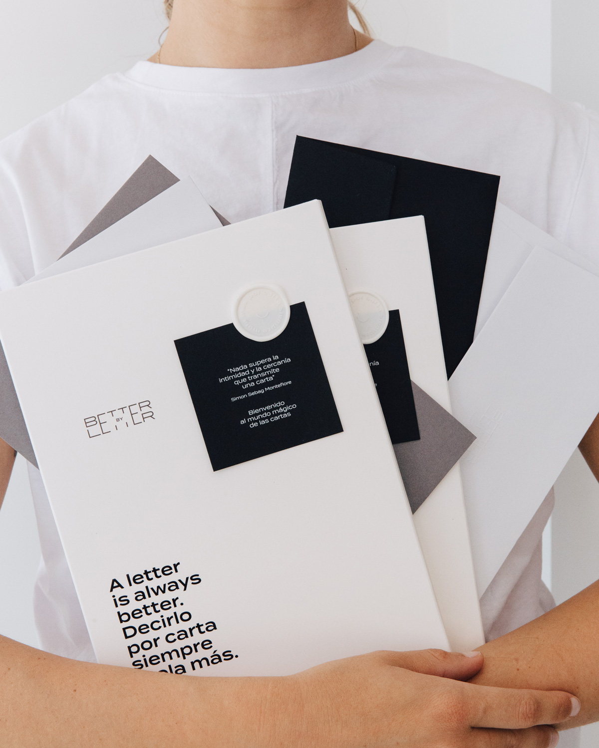 Packs para escribir cartas Celebra - Better by Letter